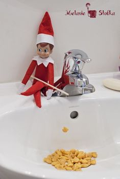 Fun (and easy) Elf on the Shelf ideas for kids of all ages.