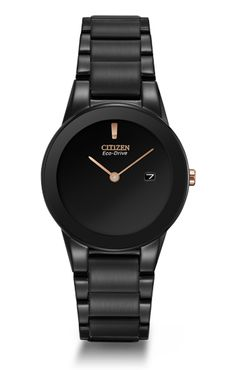 Citizen Axiom, refined yet sleek design offers a day-to-night fashion option for the avid trendsetter.