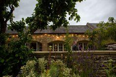 A warm glow - barn wedding - Wedderburn Barns