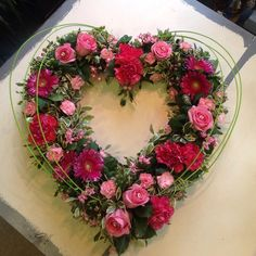 Meades Florist have made a gorgeous open heart. Funeral Floral Arrangements, Creative Flower Arrangements, Beautiful Flower Arrangements, Casket Flowers, Funeral Flowers, Grave Decorations, Memorial Flowers, Cemetery Flowers, Sympathy Flowers