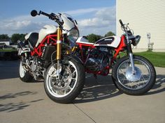 STUNT BIKE - CB360 - page 8 - Cafe Racers - DO THE TON