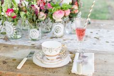 Boho Styled Shoot I Wedding Table I daniel-undorf.de