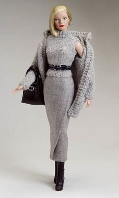 """Manufacturer's catalog image of 16"""" Capital Investment Tyler Wentworth dressed doll, United States, 2002, by Robert Tonner."""
