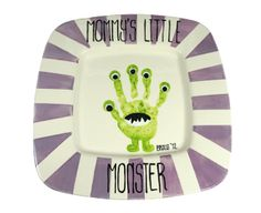 Hallloween handprint idea! Cute!
