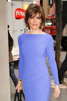 Lisa Rinna Photos: Lisa Rinna at 'The Today Show'