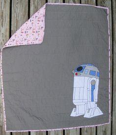 Ideas crochet blanket boy star wars for 2019 Baby Boy Crochet Blanket, Baby Boy Blankets, Crochet Baby, Irish Crochet, Quilt Baby, Star Wars Nursery, Robot Nursery, Star Wars Quilt, Star Wars Crafts