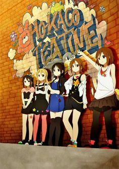 Rockin band with Yui as the Leader Lolis Anime, All Anime, Me Me Me Anime, Kawaii Anime, Anime Art, Anime Stuff, Tamako Love Story, Bff Drawings, Bffs