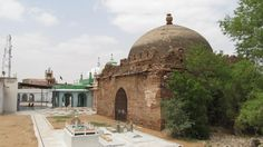 An old tomb in Nagaur, Rajasthan
