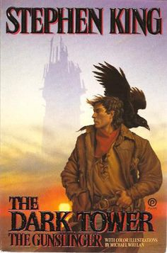 Which Stephen King Book Are You. I got the Gunslinger. Dark Towers Series.