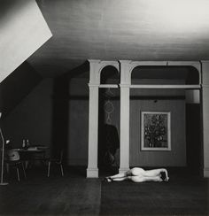 Harry Callahan. Eleanor. 1949 | MoMA