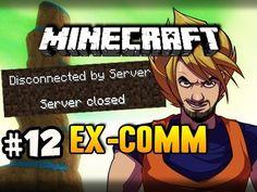 CRASHING DEATH - Minecraft: Ex-Comm Dragon Ball Z Mod w/Nova, SSoHPKC & Slyfox Ep.12