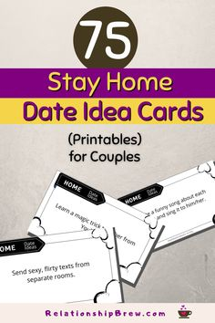 Looking for new fun date ideas? These stay at home date ideas can change the dating game for you and strengthen your relationship. #dateideas #dateideasforcouples #romanticdateideas #cutedateideas #cooldateideas #fundateideas #sexydateideas #funnydateideas #newdateideas Online Dating Advice, Dating Tips For Women, Dating Apps, Marriage Tips, Relationship Advice, Date Night Questions, Inspirational Marriage Quotes, Cute Date Ideas, Dating Coach
