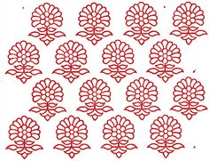 More Design Please - MoreDesignPlease - Indian Textile Hand-DrawnPatterns