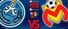 Azteca 7 Puebla vs Monarcas Morelia en Vivo Liga MX 2017