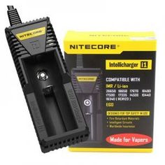 Nitecore I1 Charger Vape Accessories, Charger, Vaping, Style, Swag, Electronic Cigarette, Outfits, Electronic Cigarettes
