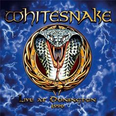 Whitesnake Live At Donington, features guitar work by both Adrian Vandenberg and Steve Vai. Awesome old school hard rock.