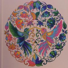 When You Live In A Country Where It Never Stops Raining Find This Pin And More On Secret Garden Coloring Book