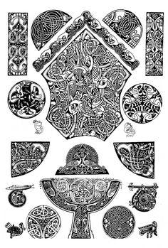 Кельты - Орнаменты. Стили. Мотивы Н.С. Ворончихин, Н.А. Емшанова, книга