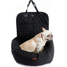 2 In 1 Pet Dog Carrier Folding Car Seat Pad Safe Carry House Puppy Bag Car Travel Accessories Waterproof Dog Seat Bag Basket Car Seat Pad, Dog Car Seats, Seat Pads, Booster Car Seat, Dog Carrier, Pet Carriers, Chanel Handbags, Bag Sale, Pet Dogs