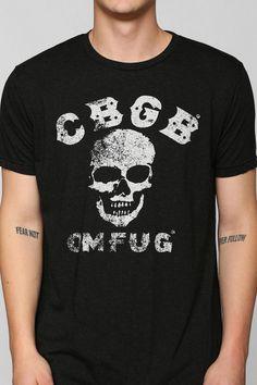 CBGB Tee