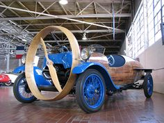 1932 Helicron by Kaustin7, via Flickr. Air propelled car, very few made. They were too loud and handled poorly
