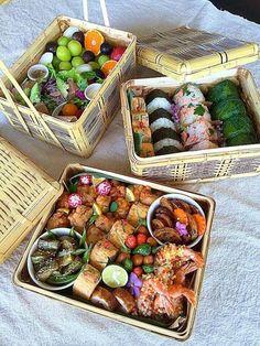 秋の運動会お弁当 Bento Recipes, Healthy Recipes, Asain Food, Bento And Co, Cafe Food, Aesthetic Food, Food Crafts, Food Packaging, Japanese Food