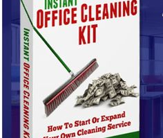 Office Cleaning Supplies Checklist -- Curated by: Handyman ...