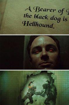Hellhound ~ Parrish ~ La Bete ~ Teen Wolf 5x10 summer finale