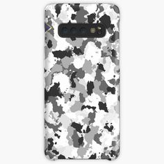 'Winter Camouflage design ' Case/Skin for Samsung Galaxy by MidnightBrain Framed Prints, Canvas Prints, Art Prints, Design Case, Iphone Wallet, Cell Phone Cases, Floor Pillows, Camouflage, Duvet Covers