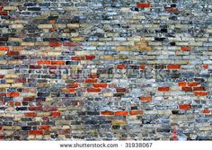 multi-color-century-old-brick-wall-with-much-chipping-quite-shabby-chic-grunge-looking