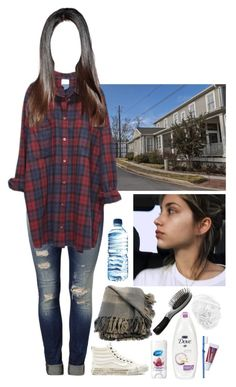 """Walking Dead OC: Arriving at Alexandria"" by memories-cmxi ❤ liked on Polyvore featuring By Emily, Mavi, Monki, Vans, Sephora Collection and Woven Workz"