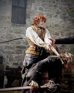 James Mackenzie Fraser | Warrior | 1st May 1721, Scotland