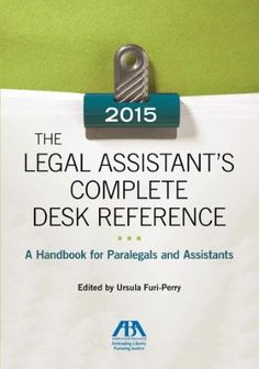 This is a complete guide to the rules and regulations guiding paralegals and legal assistants well as the many different types of forms they are responsible for each day. This comprehensive handbook a Law Office Design, Law Abiding Citizen, Workplace Wellness, Legal Forms, Legal System, Paralegal, Best Comments, State College, Law And Order