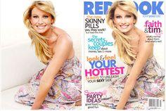 Airbrushed Celebrity Photos: Faith Hill