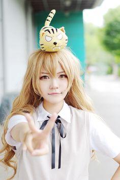 lee myoyoung(donum) Taiga Aisaka Cosplay Photo - WorldCosplay