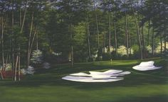 10th Hole 'Camellia' August National Golf Picture http://www.golfcourseartwork.com/golf-prints/augusta-national-golf-course-prints/10th-hole-camellia/10th-hole-camellia-augusta-national-golf-print-marcirule