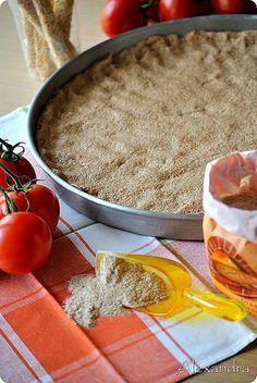 Flour Recipes, Cooking Recipes, Vegetarian Recipes, Healthy Recipes, Yummy Mummy, Tasty, Yummy Food, Bread And Pastries, Greek Recipes