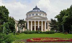 BUCURESTI, CAPITALA TARII - Pagina 3 Bucharest, Romania, Taj Mahal, Puzzle, Mansions, Architecture, House Styles, Building, Places