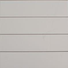 Classic Included Backsplash Tiles - Milano White Matte