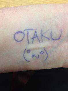 Happy world otaku day everyone!!! (・ω・)