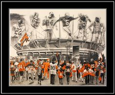 """""""The Lions' Roar"""" Limited Edition Print"""