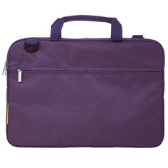 Wintec Filemate ECO 17-in G230 Laptop Carrying Bag- Eggplant Purple
