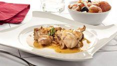 Bruno Oteiza elabora una receta de conejo al ajillo acompañado de ensalada, un plato saludable y bajo en grasas. Turkey, Chicken, Breakfast, Recipes, Informa, Bugs Bunny, Food, Rabbit Recipes, Cooking Recipes