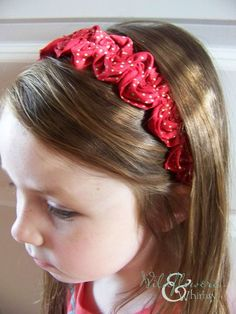 Blog post at Wildflowers + Whimsy :       A couple weeks ago, I shared this cute ruffle ric rac headband tutorial for AliLily's Christmas in July event. I w[..]