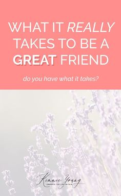How to Become a Great Friend   Ready to improve your friendships & improve your relationships with those closest to you? Learn what it takes to become a great friend (no matter your age) with these 4 steps to greatness   Friendship, Friendship Ideas, Friendship Quotes, Make Friends, Make Friends As An Adult, Adult Friendships, Relationships   KimmieYoung.com Love You Husband, Love Your Wife, I Love My Friends, Soulmate Friendship, Friendship Quotes, Bad Friends, True Friends, New Relationships, Relationship Tips