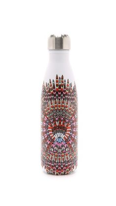 S'well Mara Hoffman Pink Feathers 17oz Waterbottle Water Well, Pink Feathers, Mara Hoffman, Barware, Birthday Gifts, Water Bottles, Decorating Ideas, Fashion Design, Accessories