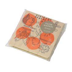BB90 ペーパーナプキン/オータムブレス | 商品詳細 | Afternoon Tea Online Shop