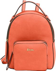 kem backpack l.coral by papa k froufrou