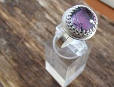 Hey, I found this really awesome Etsy listing at https://www.etsy.com/listing/207953392/hand-made-artisan-sterling-silver-ring
