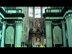 ▶ Ghent Altarpiece, Jan Van Eyck, St. Bavo, Ghent, Belgium - YouTube